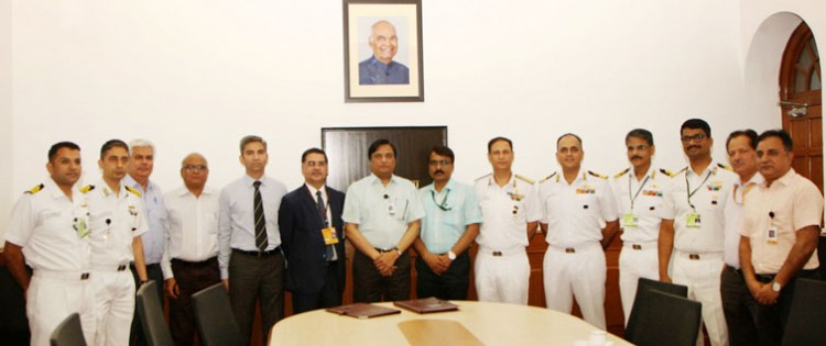 contract for warships given to grse