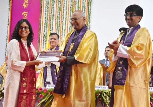 iit kanpur, annual convocation ceremony