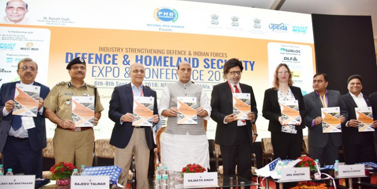 defence & security expo and conference 2018 in new delhi