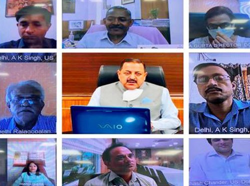 pension reforms greatly benefit the lives of pensioners,  dr. jitendra singh