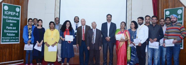 sixth international conference on plants and environmental pollution