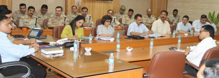 direct dialogue with dgp inspectors