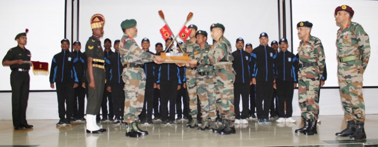 75th raising day of kalidhar battalion