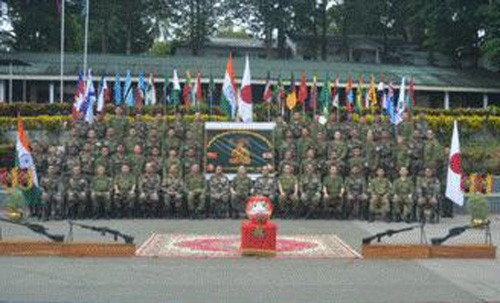 dharma guardian of indo-japanese armies concluded