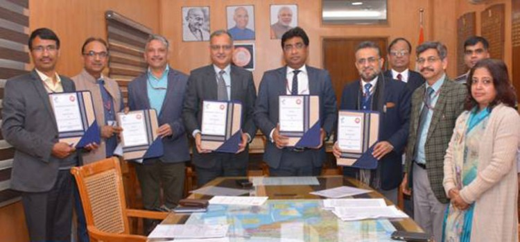 indian railways agreement with railtel