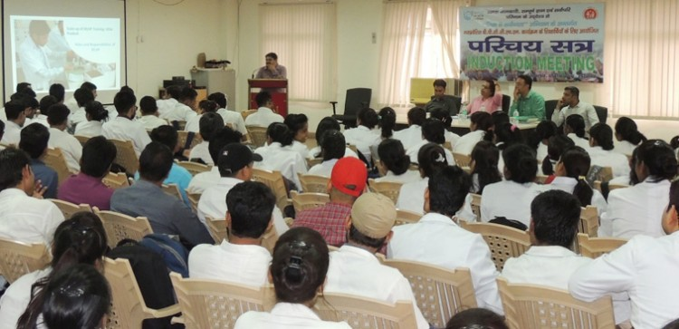 ignou and nhm's orientation health program