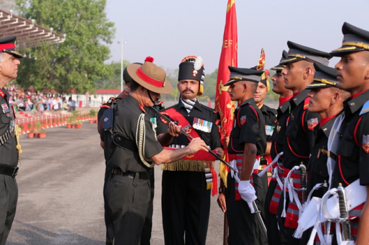 general dalbir singh, commissioned officers commissioned in indian army