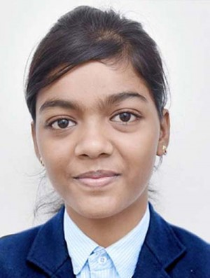 shreyasi chauhan, selected in foreign colleges, higher education