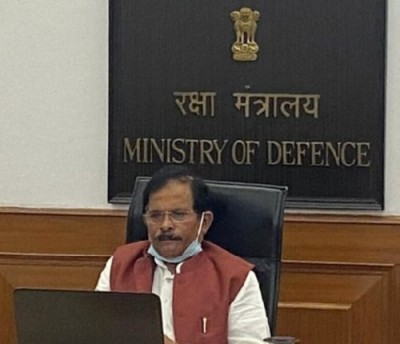 minister of state for defense shripad naik