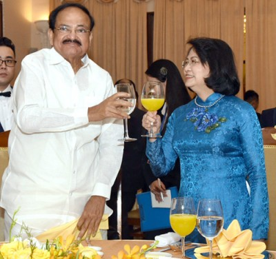vice president m. venkaiah naidu and vice president of vietnam