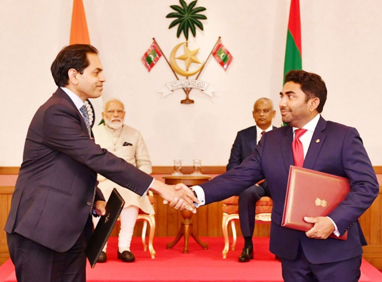 agreement between the ncgg and the maldives civil commission
