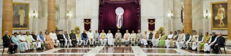 49th governors' conference, at rashtrapati bhavan
