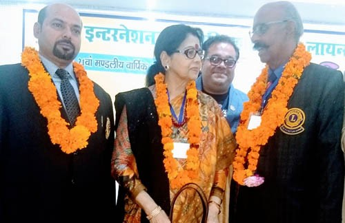 new team of lions club in lucknow