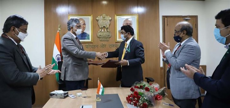 mou between the ministry of road transport & highways and drdo