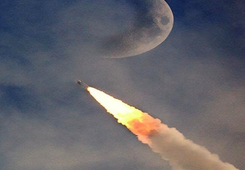chandrayaan-2 spacecraft launches successfully in the earth