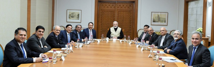 cii representatives met the prime minister