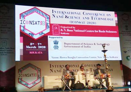 international conference on progress of research in kolkata
