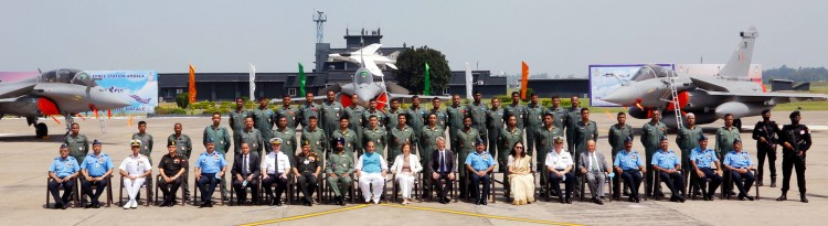 rafael joins indian air force