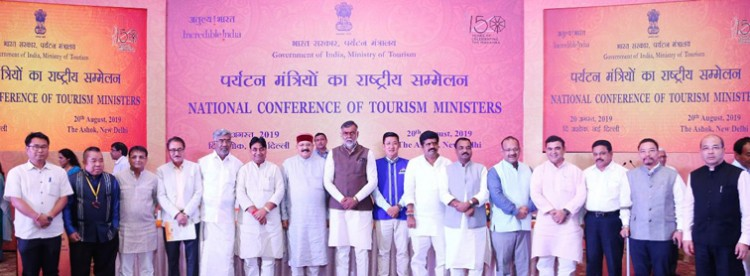 national conference of tourism ministers in new delhi
