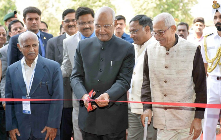 ram nath kovind inaugurating the festival of innovation and entrepreneurship
