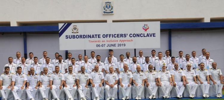 coast guard assistant officer conclave