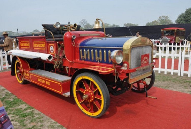 indian railways john morris fire engines