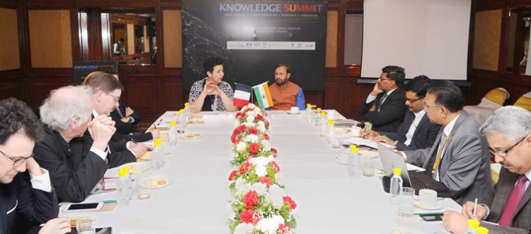 india-french knowledge summit