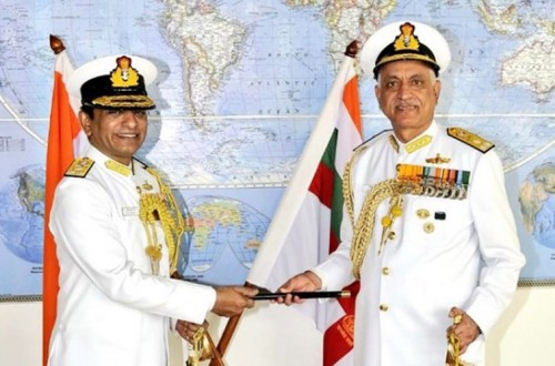 vice admiral ajit kumar p to be commanded by western naval command