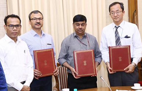 loan agreement between government of india and adb