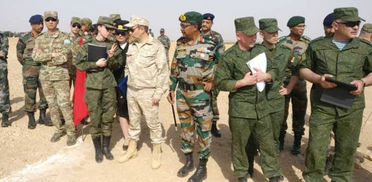 jaisalmer gest ready to host international army scout masters competition 2019