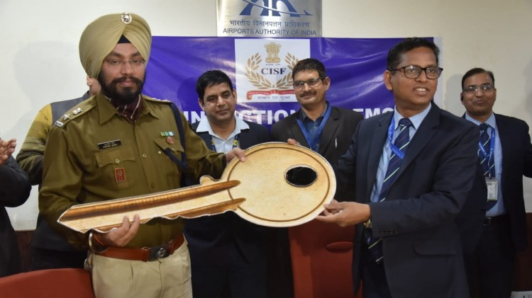 cisf will protect jammu airport