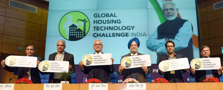 global housing technology challenge in india