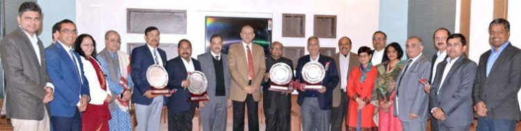 farewell program of retired ias officers