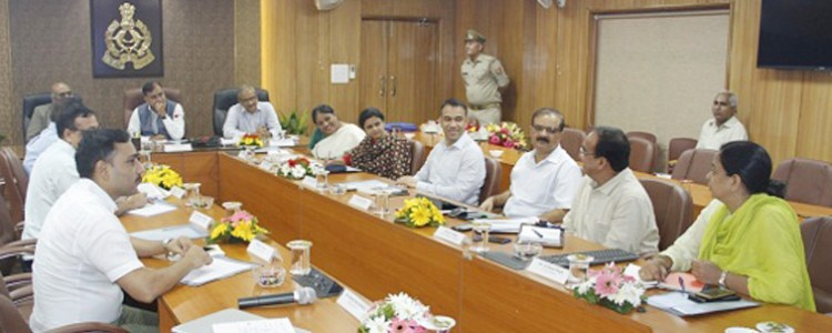dgp op singh made a deep deliberations in the meeting