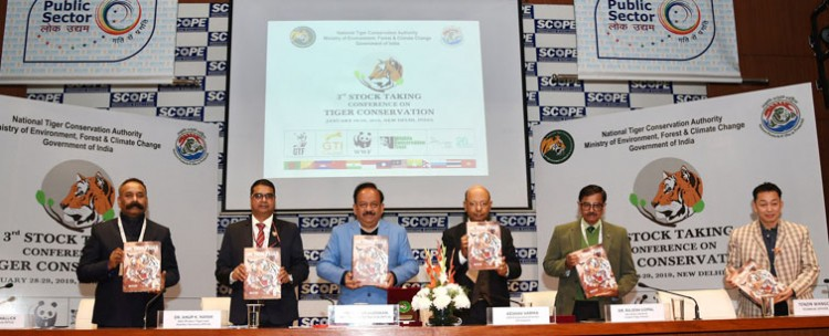 dr. harsh vardhan inauguration of the 3rd stock taking conference on tiger conservation