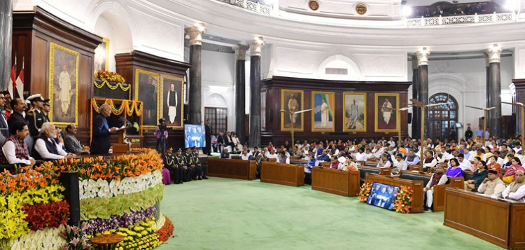president ram nath kovind's address to parliament on constitution day