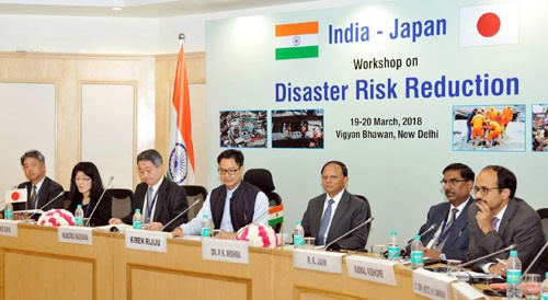 first india-japan workshop on disaster risk reduction