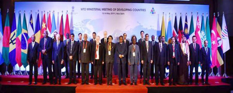 wto ministerial meeting of developing countries