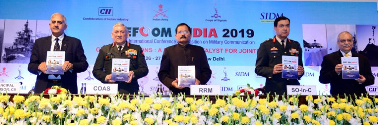 army's two-day defcom india seminar