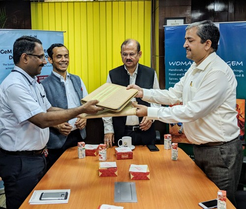 gem signs mou with sidbi