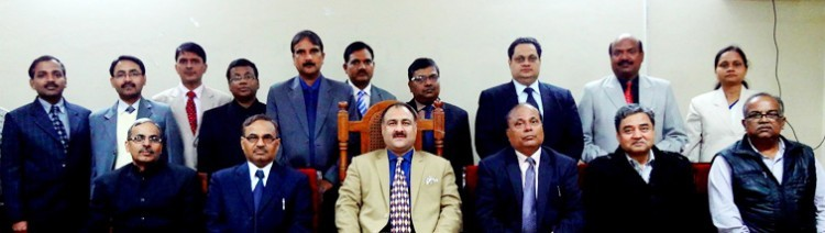 welcome ceremony to justice ar masoodi in civil court farnda