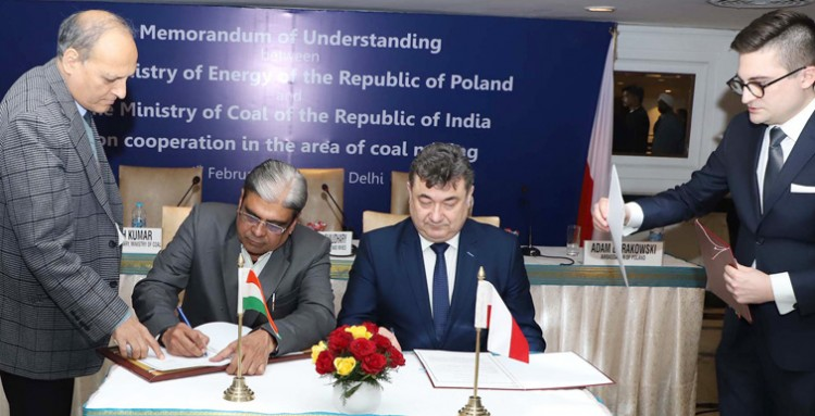 cooperation agreement in indo-poland coal mining