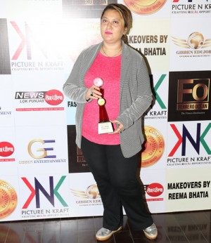 parul chawla, best media professional, skil india award