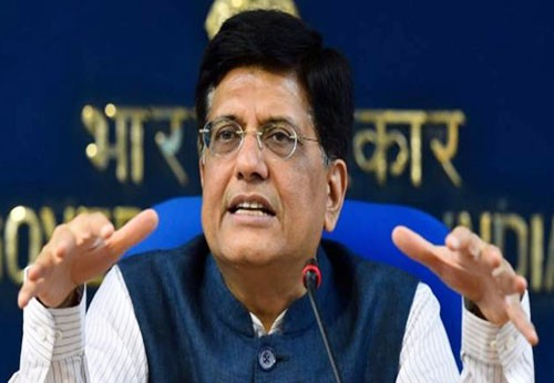 minister of commerce and industry piyush goyal