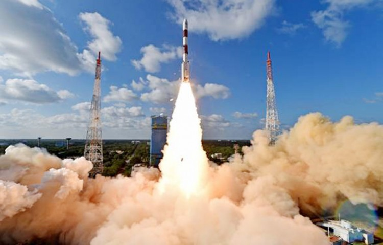 another success of pslv-c48