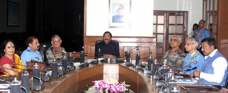 meeting of central advisory committee of ncc