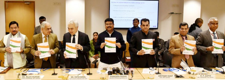 review of india's energy policy report launched