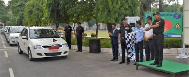 general gopal r flagged the group before e-cars