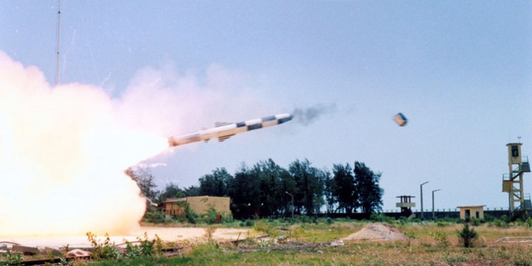 successful test of brahmos cruise missile