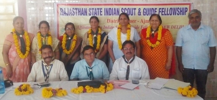 indian scout migration program in ajmer